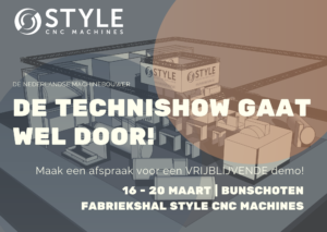 Ad technishow gaat door