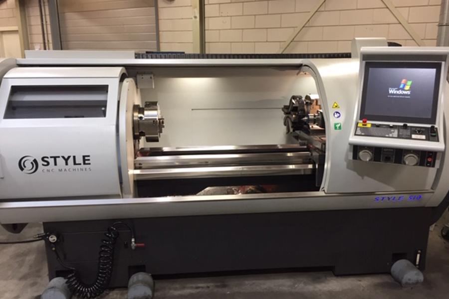 STYLE 510 CNC Draaibank