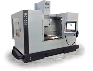 STYLE MC 1000 CNC bewerkingscentrum freesbank