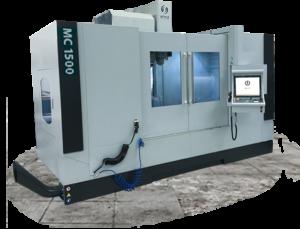 STYLE MC 1500 CNC bewerkingscentrum freesbank