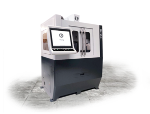 STYLE MC 350 CNC bewerkingscentrum freesbank
