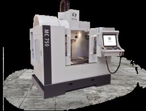 STYLE MC 750 CNC bewerkingscentrum freesbank