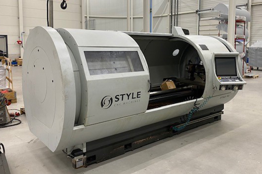 STYLE 750 - CNC occasion