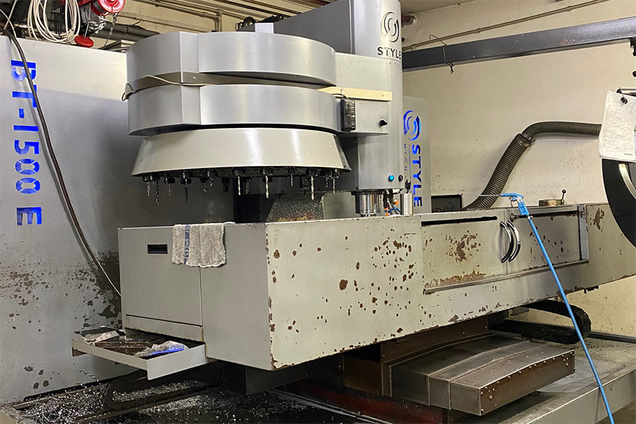 BT 1500 - CNC occasions
