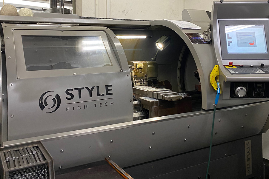 STYLE 350 (850 - CNC occasions